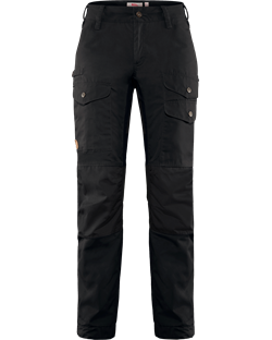 Fjällräven Vidda Pro Ventilated Trousers Women Regular [Black]