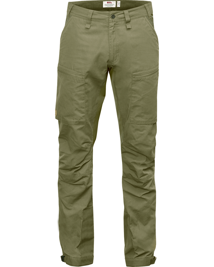 Fjällräven Abisko Lite Trekking Trousers Regular [Light Olive]