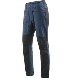 Haglöfs Rugged Flex Pant Women [Tarn Blue/True Black] Regular