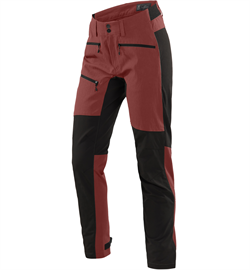 Haglöfs Rugged Flex Pant Women [Maroon Red/True Black] Regular