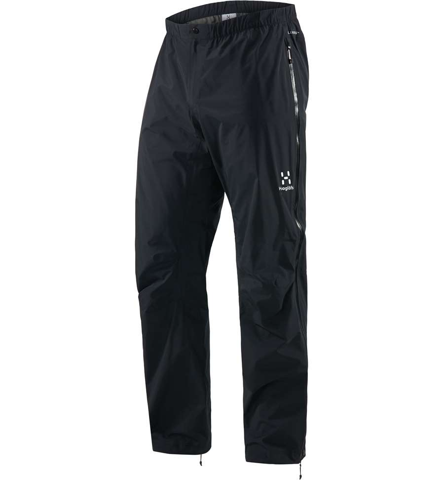 Haglöfs L.I.M Pant Men Regular - True Black - Skalbuks