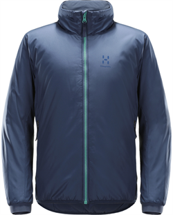 Haglöfs: Barrier Jacket Junior [Blue Ink]