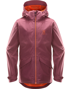Haglöfs: Mila Jacket Junior [Aubergine]