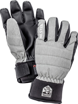 Hestra CZone Primaloft Glove Junior - Grey/Black
