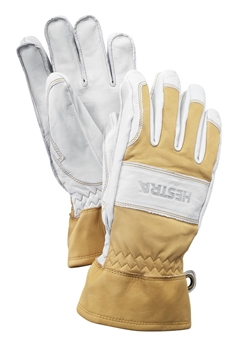 Hestra: Fält Guide Glove [Natural Yellow/Off-White]