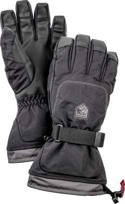 Hestra Gauntlet Senior [Black/Black]