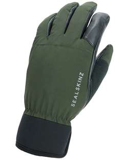 Sealskinz Waterproof All Weather Hunting Glove [Olive Green/Black]