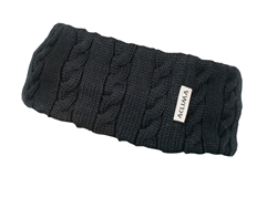 Aclima Knitted Headband [Jet Black]