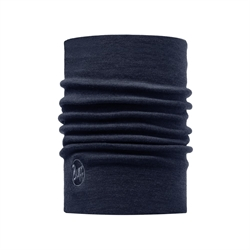 Buff Heavyweight Merino Wool Buff - Solid Denim
