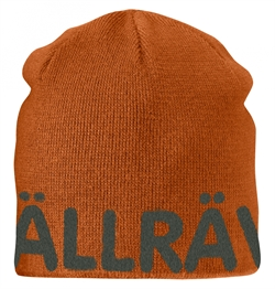 Fjällräven Are Beanie [Autumn Leaf/Mountain Grey]