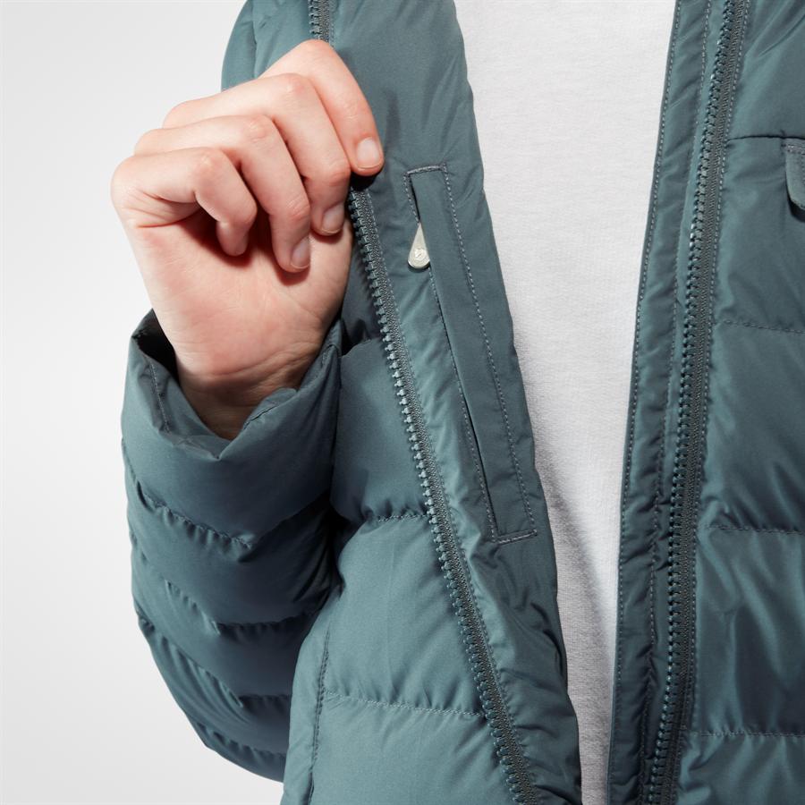 d0460ac4 Fjällräven Greenland Down Liner Jacket W [Night Sky]. Spar 23% (500,-).  PH-Outdoor pris v/ 1 Stk