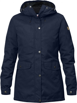 Fjällräven Övik 3 in 1 Parka Women [Dark Navy]