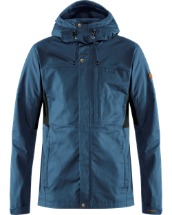Fjällräven Kaipak Jacket Men [Uncle Blue/Dark Grey]