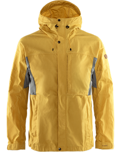 Fjällräven Kaipak Jacket Men [Ochre/Super Grey]