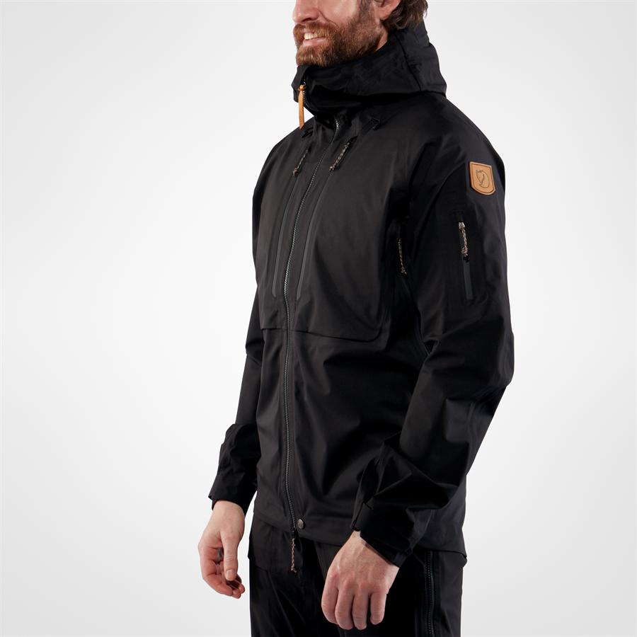 Fjällräven: Keb Eco Shell Jacket Men [Dusk]