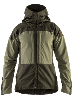 Fjällräven: Keb Jacket [Deep Forest/Laurel Green]