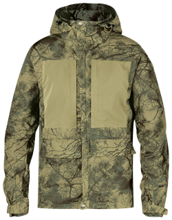 Fjällräven Lappland Hybrid Jacket Men [Camo Green/Laurel Green]
