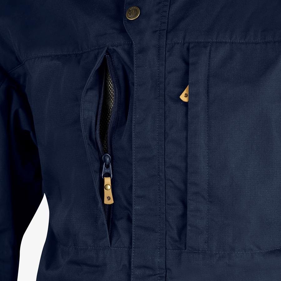 c1fd44f5b64 Fjällräven: Skogsö Jacket [Black]