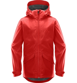 Haglöfs: Mila Jacket Junior [Rich Red]