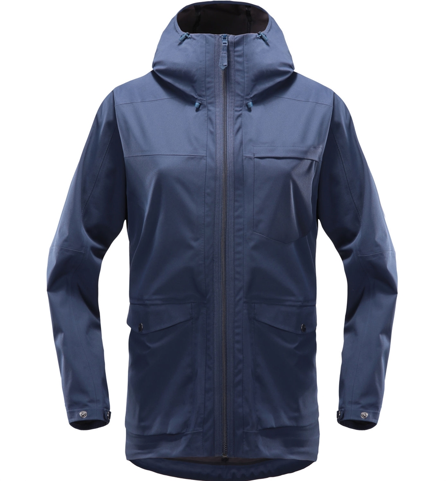 Haglöfs Eco Proof Jacket Women [Tarn Blue]