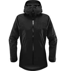 Haglöfs Esker Jacket Women [True Black]