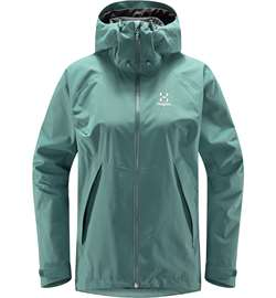 Haglöfs Esker Jacket Women - Willow Green