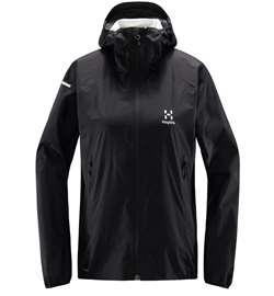 Haglöfs L.I.M Proof Multi Jacket Women - True Black