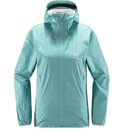 Haglöfs L.I.M Proof Multi Jacket Women - Glacier Green