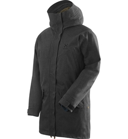Haglöfs Siljan Parka Women - True Black