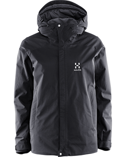 Haglöfs: Stratus Jacket Women [True Black]