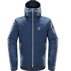 Haglöfs Niva Proof Down Jacket Men - Tarn Blue