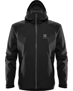 Haglöfs Esker Jacket Men [True Black]