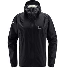 Haglöfs L.I.M Proof Multi Jacket Men - True Black