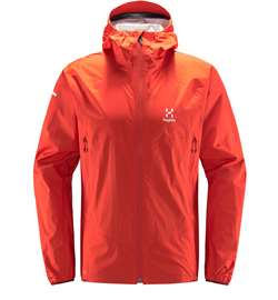 Haglöfs L.I.M Proof Multi Jacket Men - Habanero