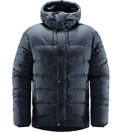 Haglöfs Näs Down Jacket Men - Dense Blue