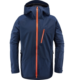 Haglöfs Niva Jacket Men [Tarn Blue]