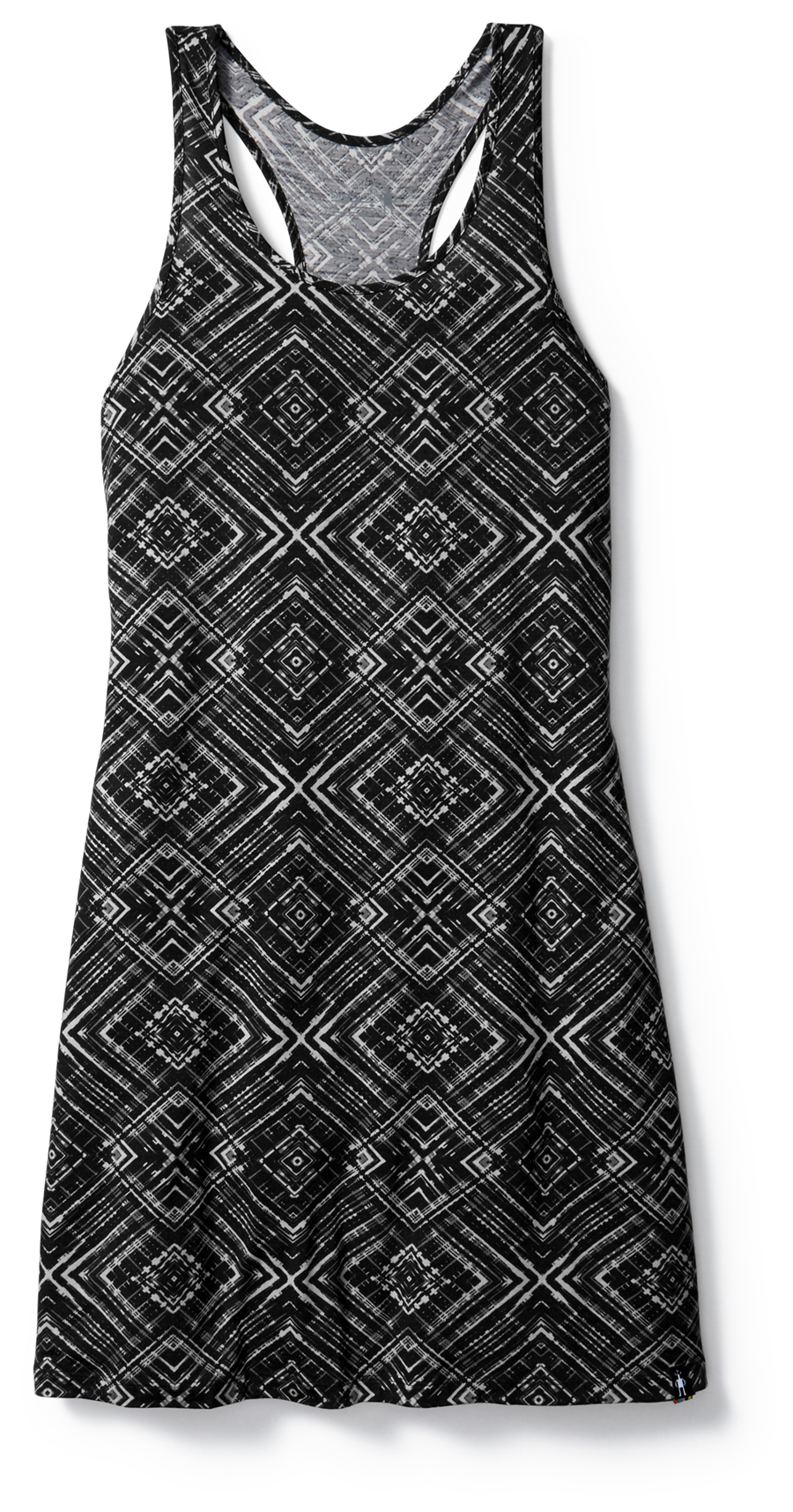 Smartwool: Womens Basic Merino 150 Pattern Dress [Black]