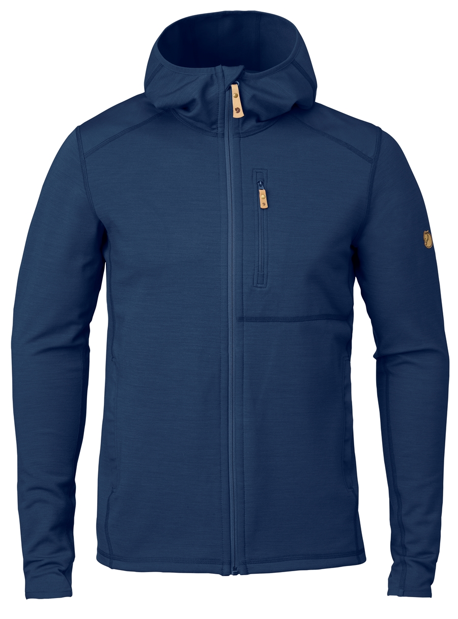 Fjällräven Keb Fleece Hoodie [Blueberry]