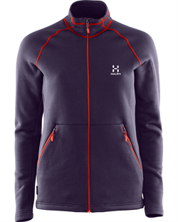 Haglöfs: Bungy Jacket Women [Acai Berry]