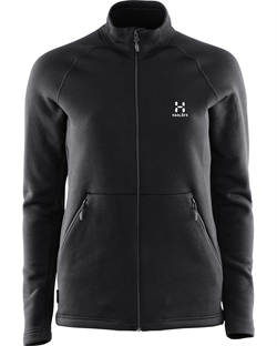Haglöfs: Bungy Jacket Women [True Black]