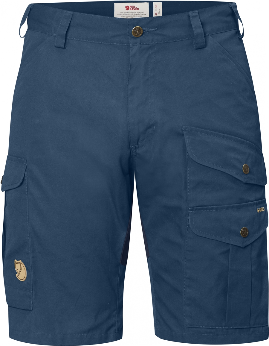 e5477135e Fjällräven Barents Pro Shorts [Uncle Blue/Dark Navy]