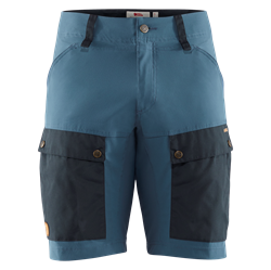Fjällräven Keb Shorts [Dark Navy/Uncle Blue]