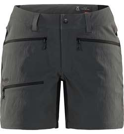 Haglöfs Rugged Flex Shorts Women [Magnetite/True Black]