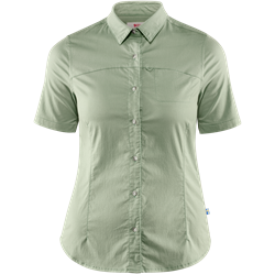 Fjällräven High Coast Stretch Shirt SS Women [Sage Green]