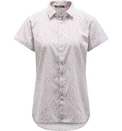 Haglöfs Idun SS Shirt Women [Acai Berry Flower]
