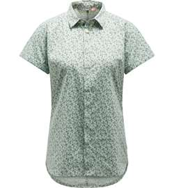 Haglöfs Idun SS Shirt Women [Blossom Green Flower]