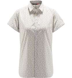 Haglöfs Idun SS Shirt Women [Soft White Flower]