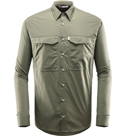 Haglöfs Salo LS Shirt Men [Deep Woods]