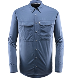 Haglöfs Salo LS Shirt Men [Tarn Blue]