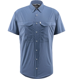 Haglöfs Salo SS Shirt Men [Tarn Blue]